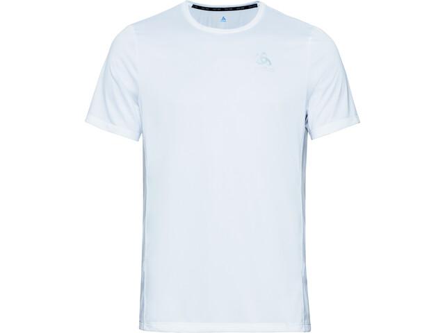 Odlo Element Light SS T-Shirt Herre white